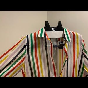 J.Crew rainbow dress!!